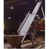 transportador helicoidal preço Vila Sônia