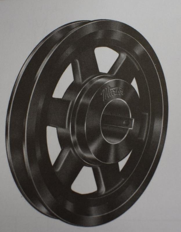 Fornecedor de Polias de Alumínio em V Poços de Caldas - Polias de Ferro