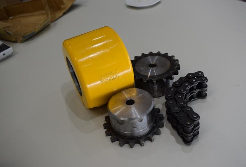 Quanto Custa Engrenagem e Corrente de Transmissão Parque São Lucas - Engrenagem de Inox