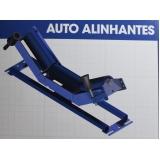 distribuidor de rolete auto alinhante de carga Vila Gustavo