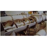 fornecedor de transportador helicoidal flexível Monte Sião