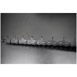 fornecedores de corrente de rolo com pino saliente Jabaquara