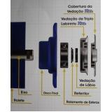 roletes esteira industrial Carapicuíba
