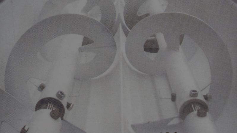 Transportador Helicoidal Inclinado Colombo - Transportador Helicoidal Tubular
